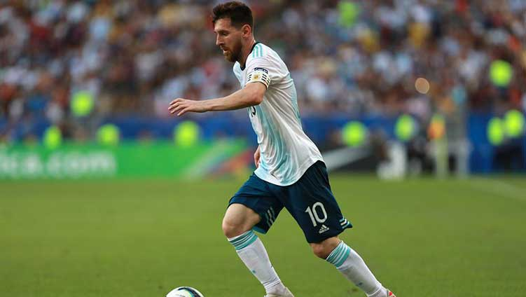 Lionel Messi cannot give his best in Copa America 2019!