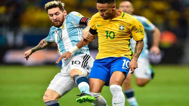 No team is favourite in Argentina-Brazil battle!
