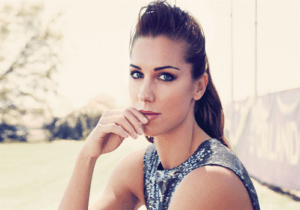 Top 10 Hottest Female Soccer Players Alex Morgan Sportsnile