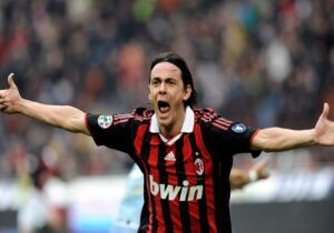 Top 10 Leading Goal Scorers In Champions League Filippo Inzaghi Sportsnile