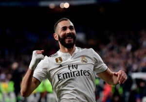 Top 10 Leading Goal Scorers In Champions League Karim Benzema Sportsnile
