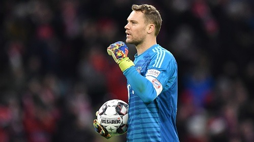Manuel Neuer Sportsnile