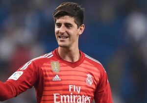 Top 10 Most Handsome Soccer Players Thibaut Courtois Sportsnile