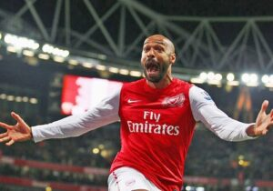 Top 10 Leading Goal Scorers In Champions League Thierry Henry Sportsnile