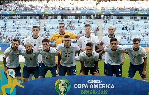 2020 Copa America Possible Winner Argentina Sportsnile