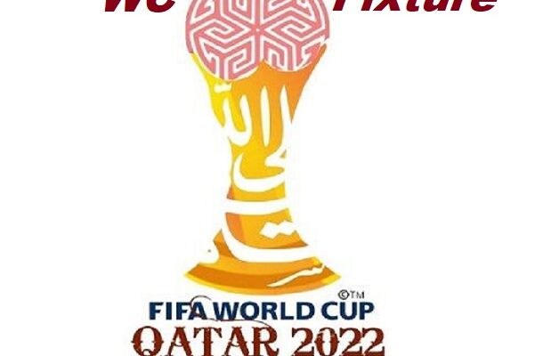 2022 FIFA World Cup Fixture Sportsnile