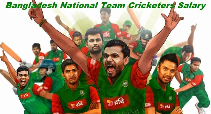 Bangladesh National Team Cricketers Salary 2019 Sportsnile