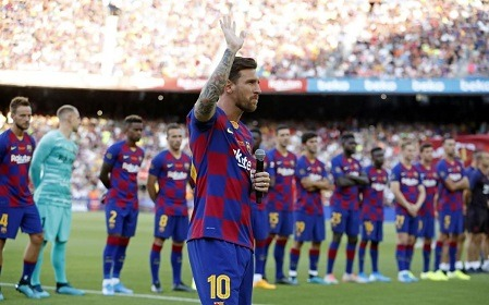 Barcelona Live Stream Current Squad SportsNile