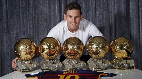 FIFA Ballon d'Or Winners List And History Of All Time
