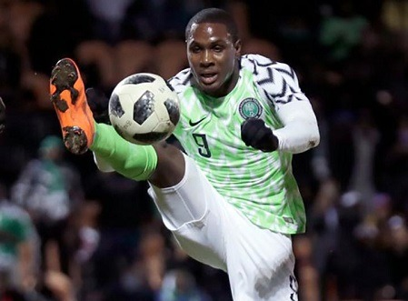 Odion Ighalo SportsNile
