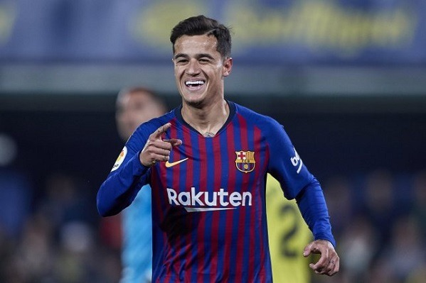Philippe Coutinho Sportsnile