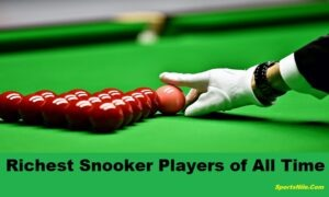 Top 10 Richest Snooker Players of All Time in the World