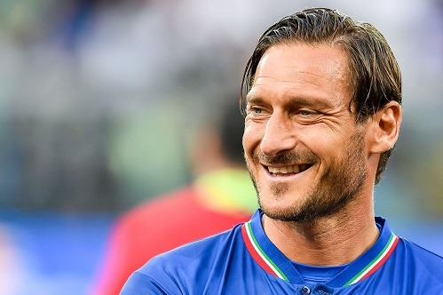 Top 10 Serie A Highest Goal Scorers of All Time Francesco Totti SportsNile