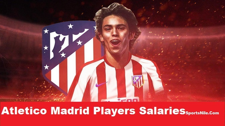 Atletico Madrid Players Salaries SportsNile