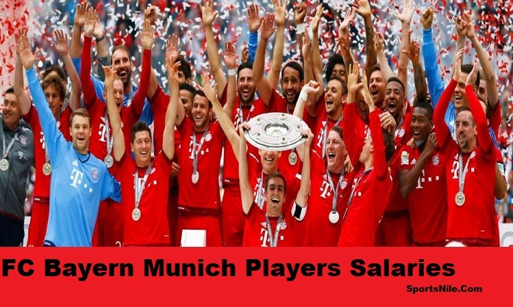 Bayern Munich Players Salaries SportsNile