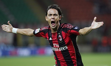 Filippo Inzaghi SportsNile