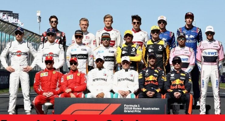 Formula 1 Drivers Salaries SportsNile
