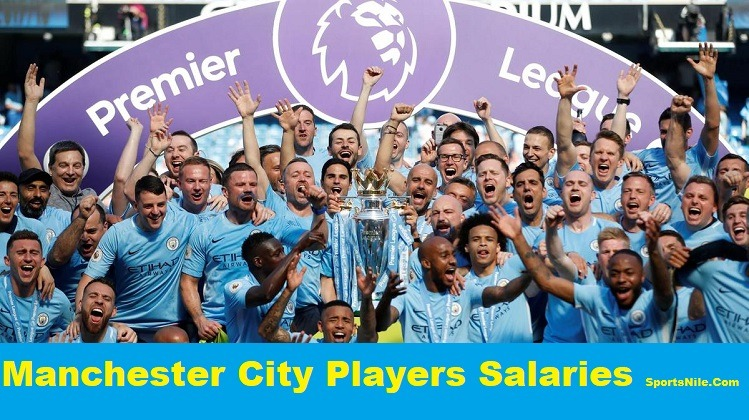 Manchester City Player Salaries SportsNile