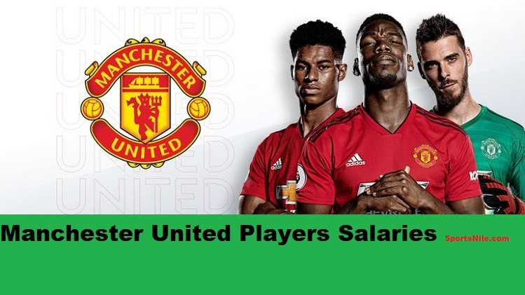 Manchester United Players Salaries SportsNile