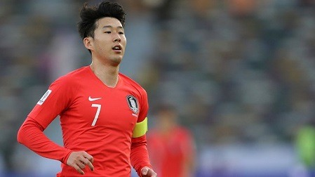 Top 10 Highest Paid Asian Footballers Son Heung Min SportsNile