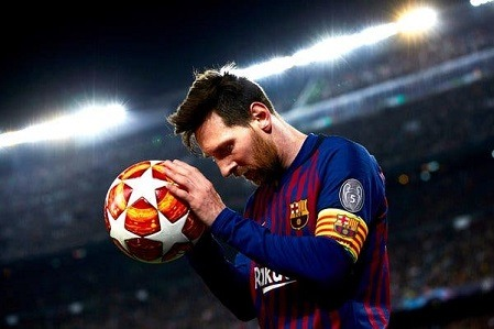 Top 10 Highest Paid Athletes Lionel Messi SportsNile