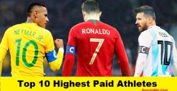 Top 10 Highest Paid Athletes SportsNile