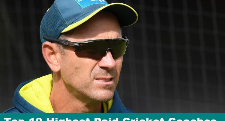 Top 10 Highest Paid Cricket Coaches SportsNile