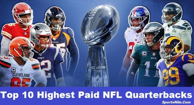 Top 10 Highest Paid NFL Quarterbacks SportsNile
