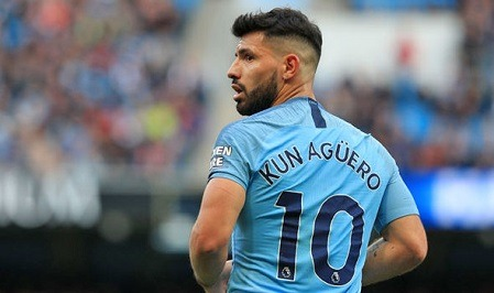 Top 10 Leading Goal Scorers in UEFA Club Competition Sergio Aguero SportsNile