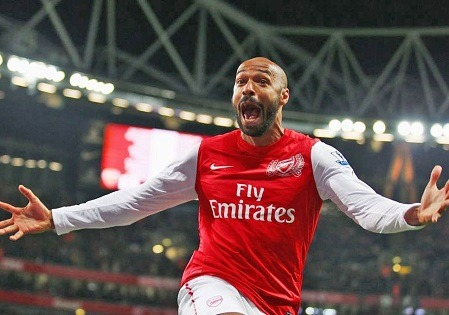 Top 10 Leading Goal Scorers in UEFA Club Competition Thierry Henry SportsNile