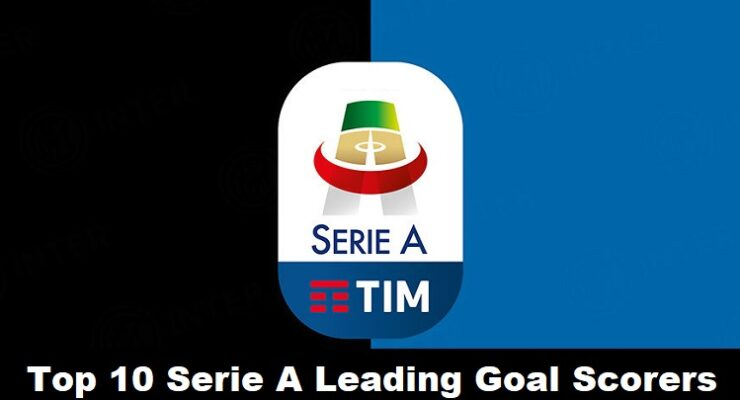 Top 10 Serie A Leading Goal Scorers Of All Time SportsNile