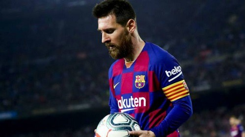 Top 10 Most Popular Athletes on Social Media in the World 2019 LM10 SportsNile