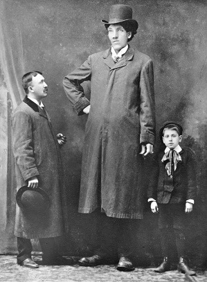 Top 10 Tallest Athletes Of All Time In History Edouard Beaupre SportsNile