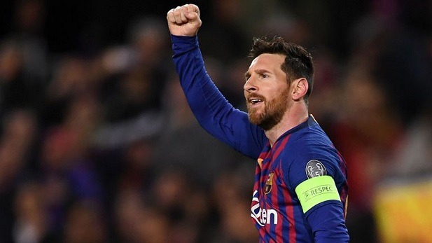 Messi will not play against Inter Milan in the Champions League!