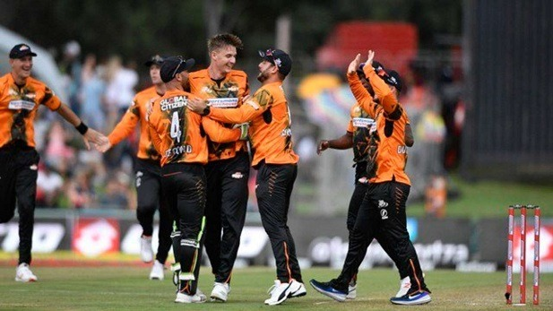 Nelson Mandela Bay Giants found their 5th victory in the 2019 MSL!