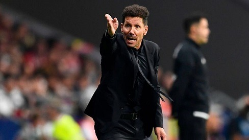 Top 10 Highest Paid Managers in European Football 2019 Diego Simeone SportsNile