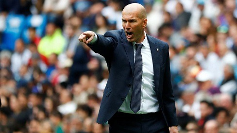 Top 10 Highest Paid Managers in European Football 2019 Zinedine Zidane SportsNile