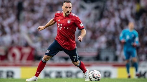 Top 10 Muslim Football Players In The World Of All Time Franck Ribery SportsNile