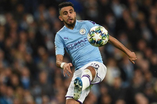 Top 10 Muslim Football Players In The World Of All Time Riyad Mahrez SportsNile