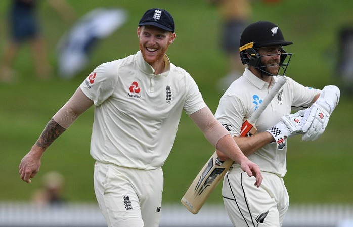 Williamson-Taylor's Partnership might lead Black Caps to a good total!