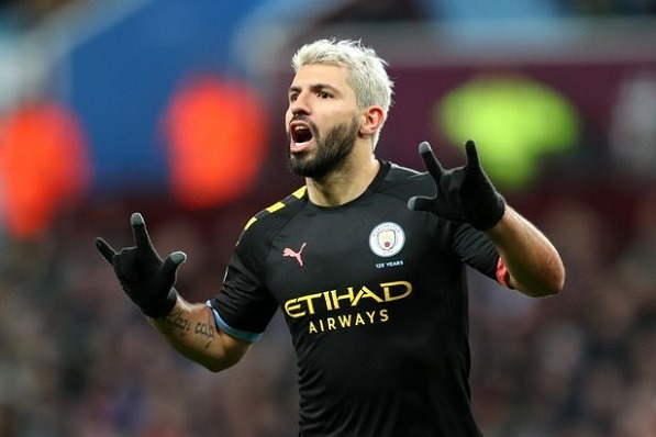 Argentine star Aguero is ruling the English empire!