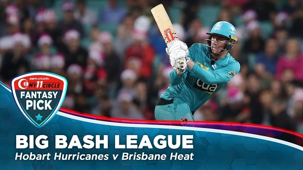 Brisbane Heat beat Hurricanes by 5 wickets!
