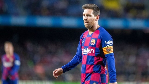 Lionel Messi will not play against Ibiza!