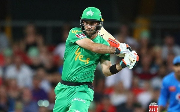 Maxwell secured Melbourne Stars 6th victory in BBL!