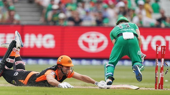 Melbourne Stars beat Scorchers 2nd time in BBL 2019/20!