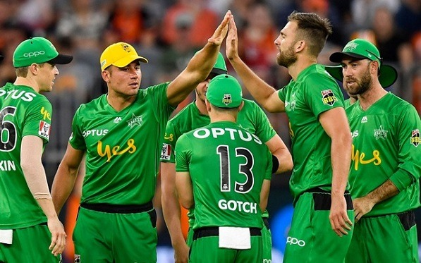 Melbourne Stars beat Scorchers by 8 wickets!