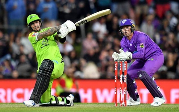 Sydney Thunder reached the Knockout stage!