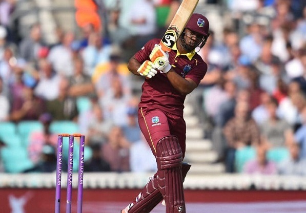 West Indies whitewashed Ireland in the ODI series!