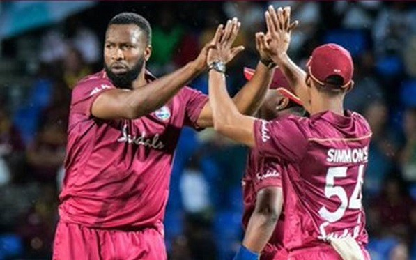 West Indies won against Ireland by 9 wickets!