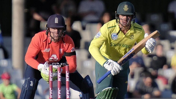 England could not win the 1st T20I against Proteas!
